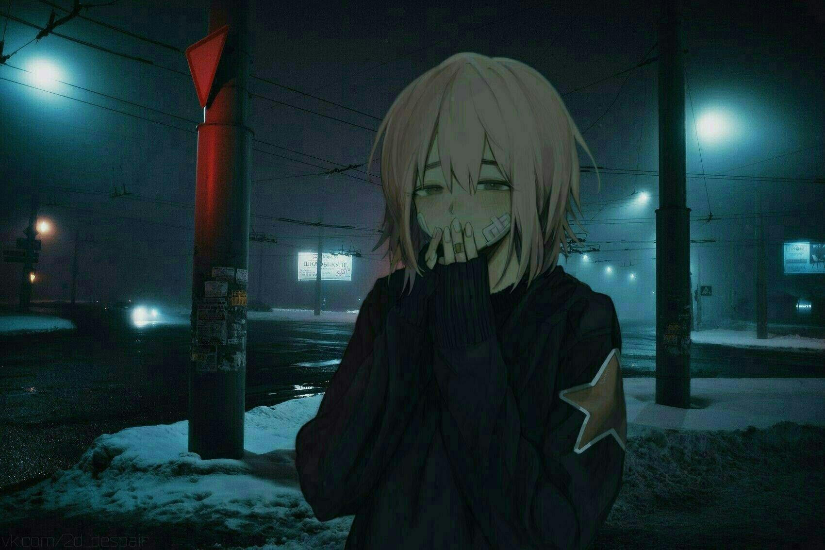 Фото аниме топ авы