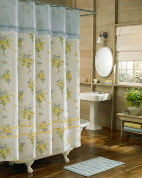 Bathroom Curtains How To Choose Them And Also Keep The Clean Healthy