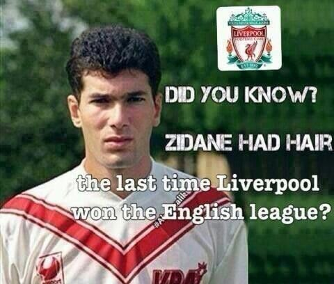 Poor Liverpool Football Jokes English League Soccer Memes