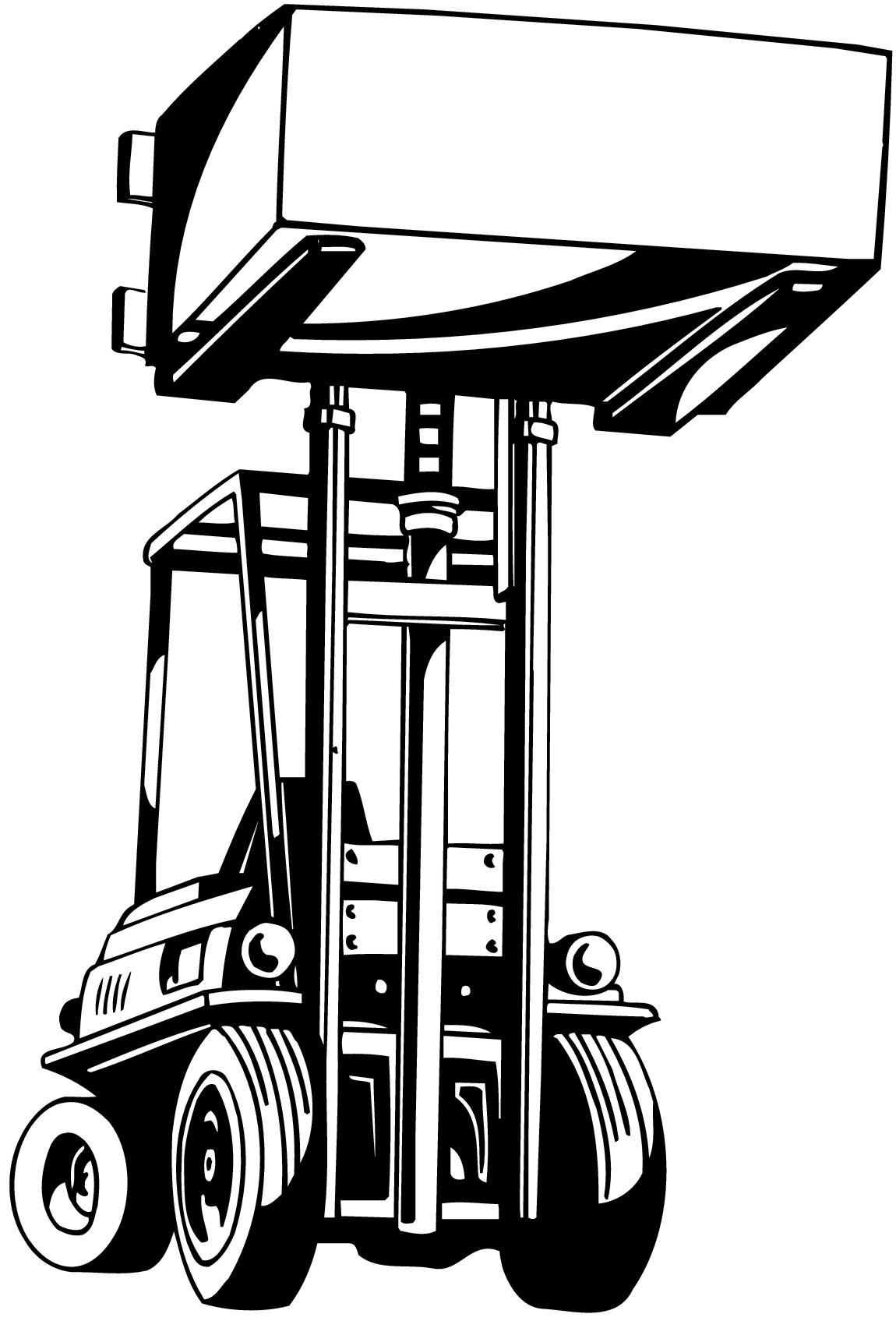 Are you #renting a #forklift