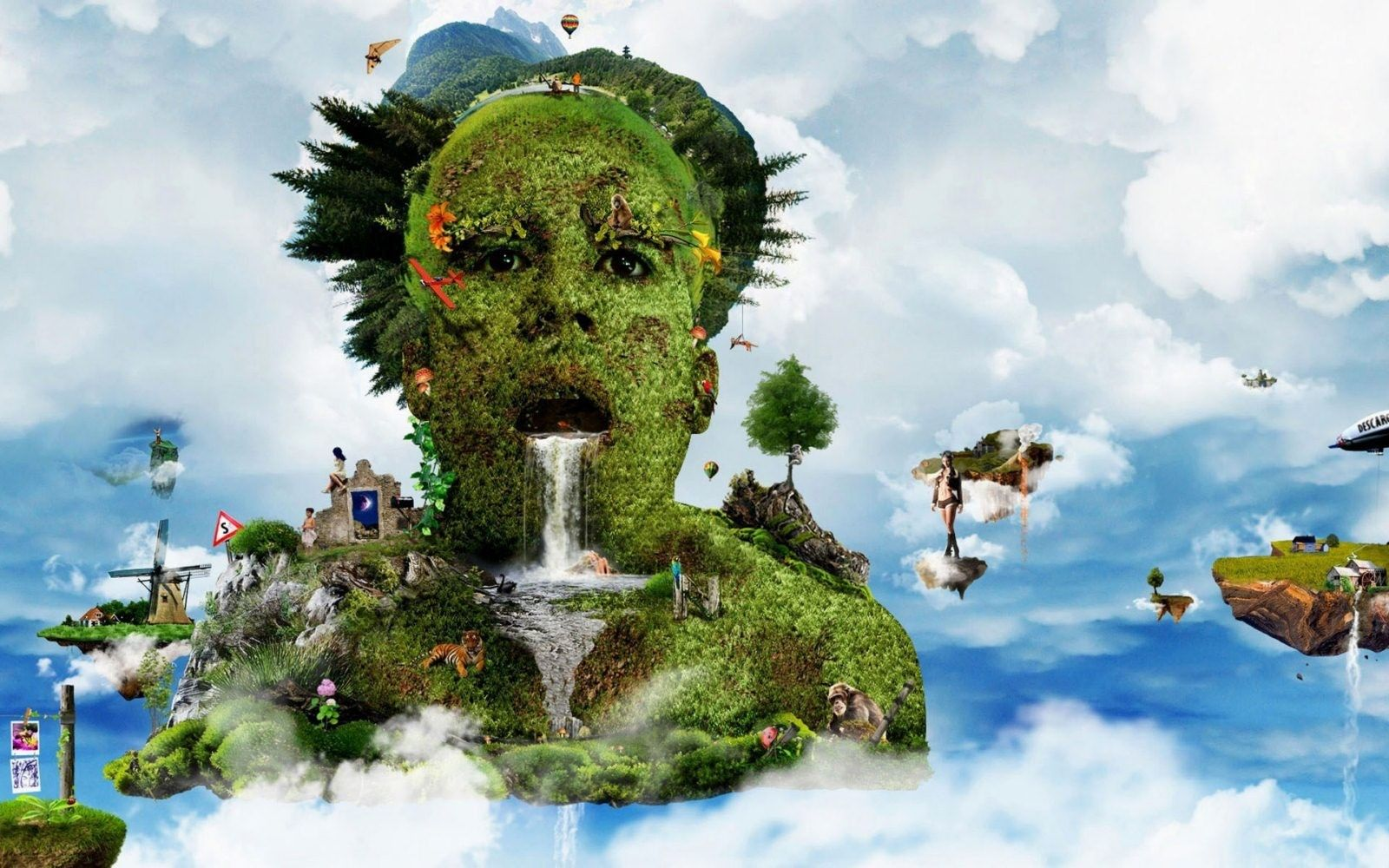 Environmental issues are harmful aspects of human activity