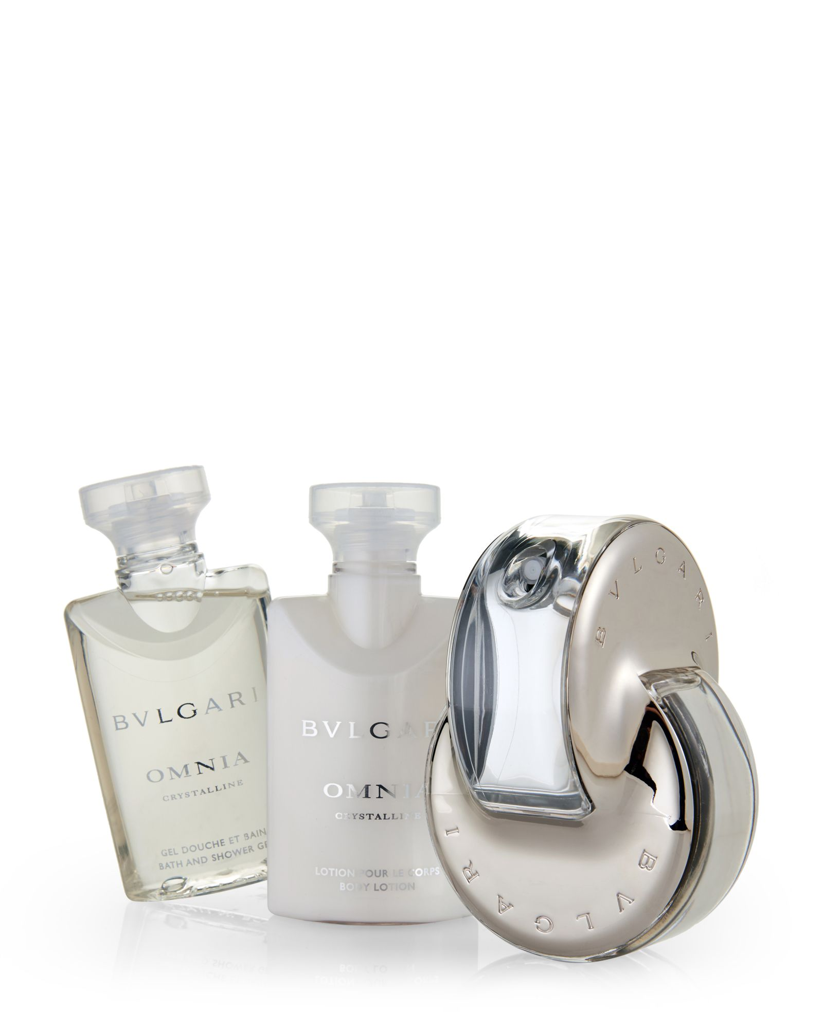 Bvlgari Omnia Crystalline 3-Piece Fragrance Set