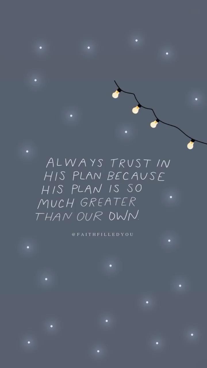 Faith quotes - Instagram @faithfilledyou