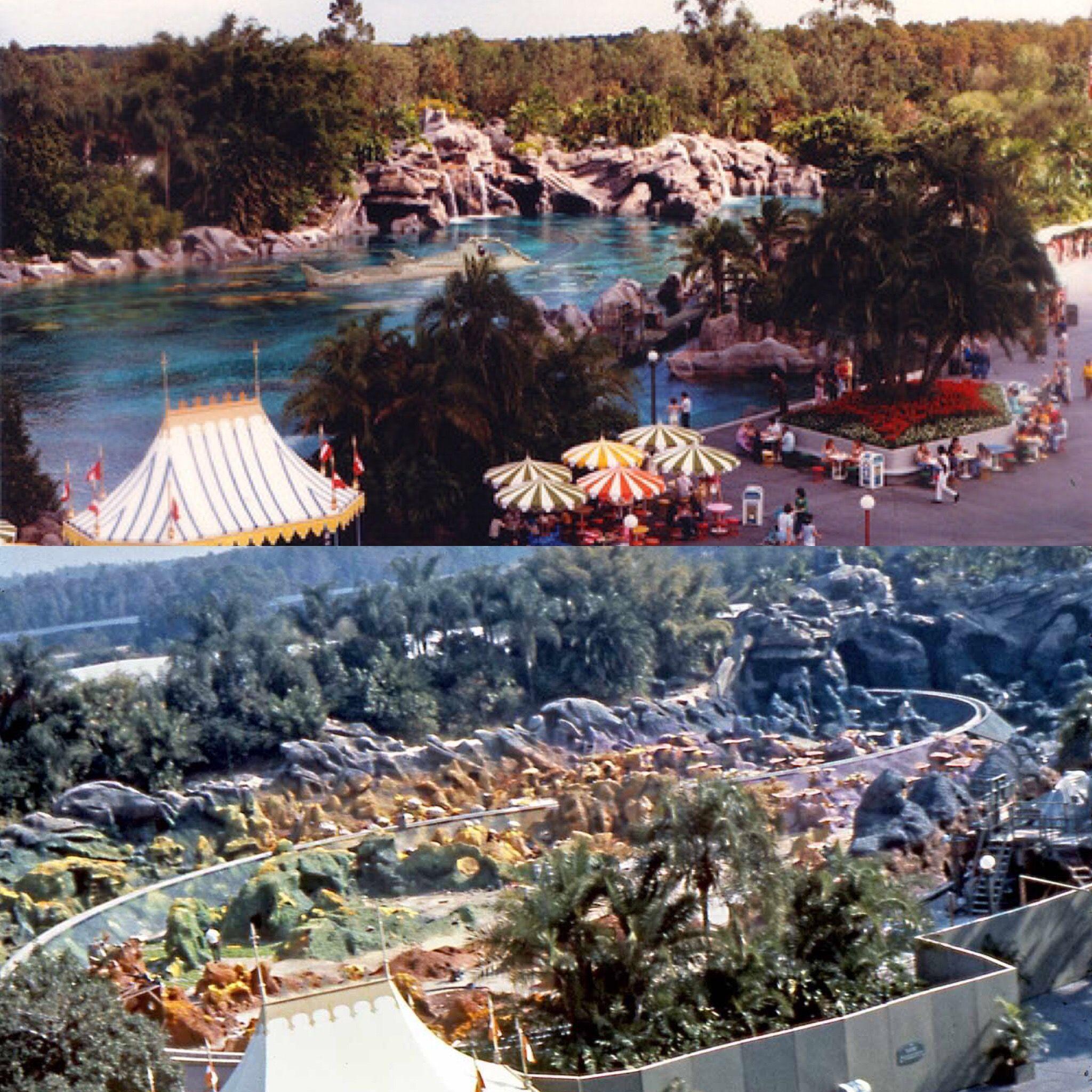 Magic Kingdom 20 000 Leagues Under The Sea Lagoon With And