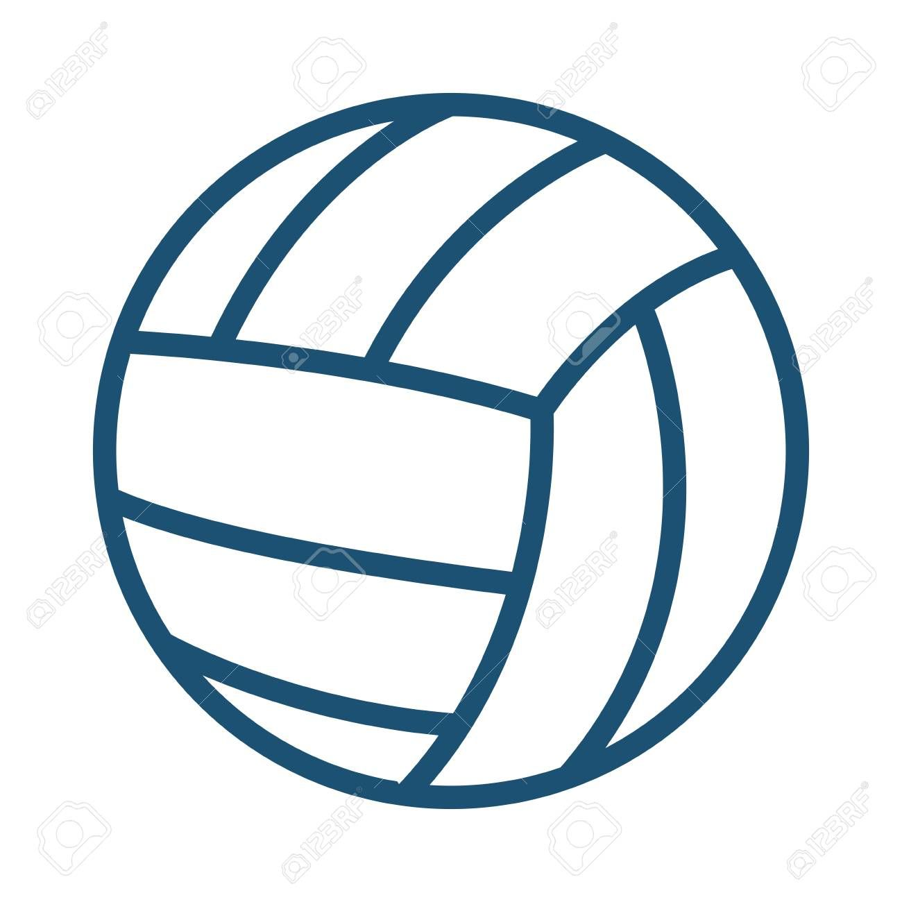 Volleyball Balloon Isolated Icon Vector Illustration Design Illustration Affiliate Isolated Vector Illustration Design Illustration Design Anime Artwork