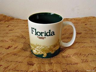 Florida Starbucks Mugs Starbucks City Mugs Mugs