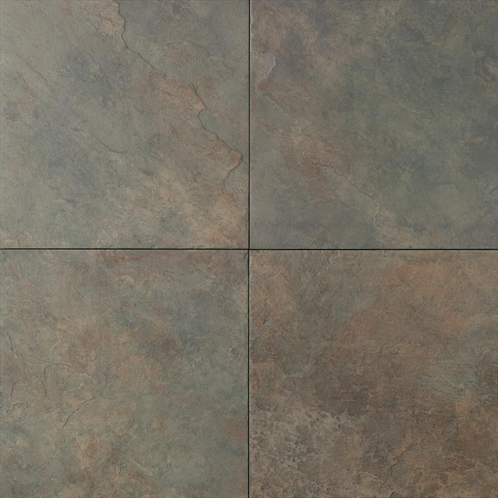 Porcelain tile continental slate series porcelain tile slate builddirect porcelain tile continental slate series brazilian green multi view dailygadgetfo Image collections
