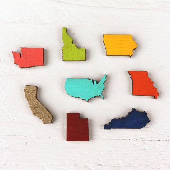 Idaho earrings! Just ordered mine! #IdahoBucketList