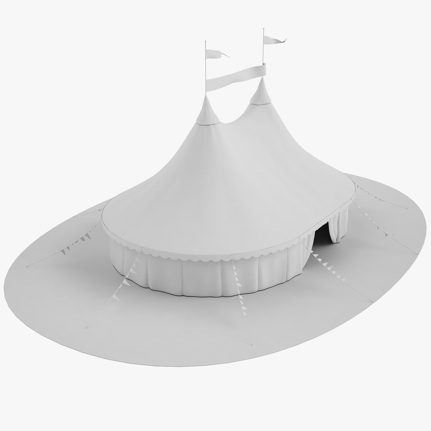 free circus tent 3d model & free circus tent 3d model | ?????? | Pinterest | Tents 3d and Free