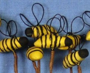 Bee Spring Floral Stem - Outer Banks Country Store