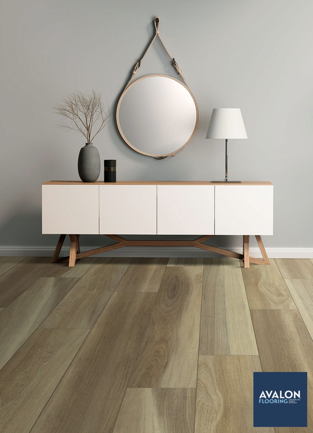 There's nothing like a beautiful, waterproof flooring like