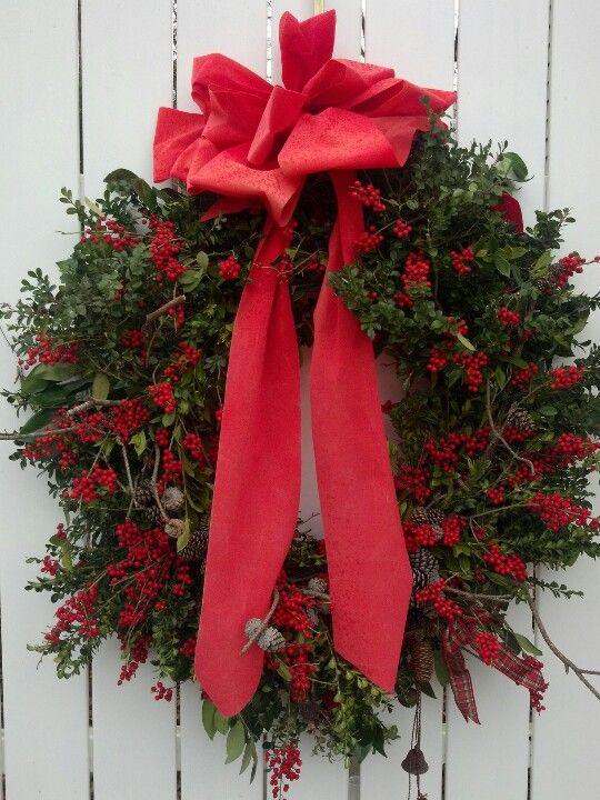 Christmas Wreath   wwwhobbycraftuk Christmas Wreaths