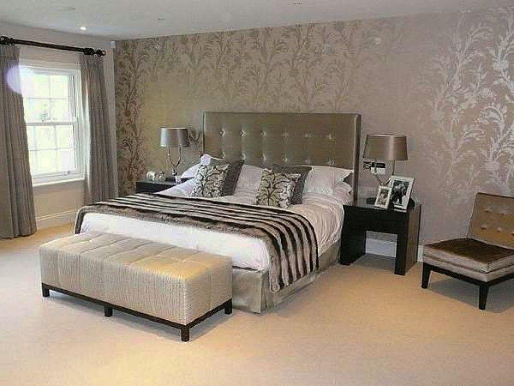 Bedroom Wallpaper Ideas 2016 Master Bedrooms Decor Luxurious Bedrooms Bedroom Interior