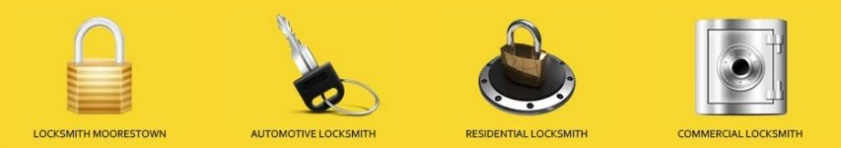 When you have to find an affordable and premium-quality locksmith in Moorestown, Locksmith Moorestown is superior to all other Moorestown locksmiths! Our mobile expert Moorestown locksmiths will arrive quickly. When you need to locate the right locksmith in Moorestown, New Jersey, our experienced staff of mobile Moorestown locksmith professionals is always here to provide emergency lockout services, 24/7!