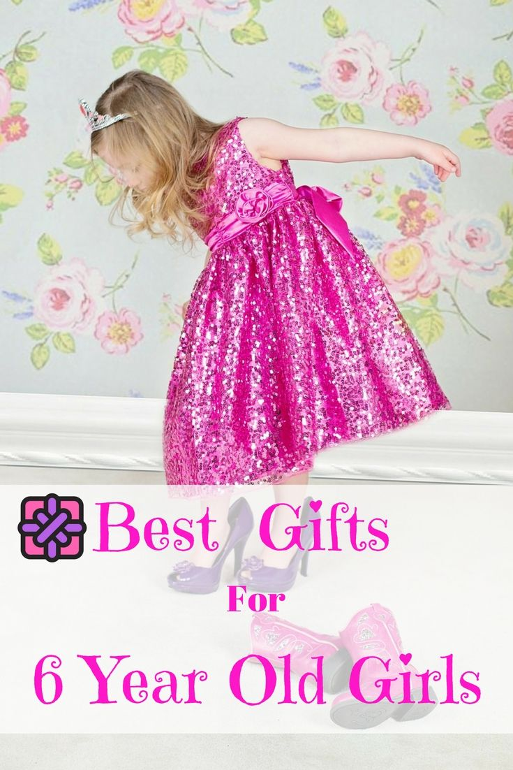 Christmas gift ideas for girls age 6