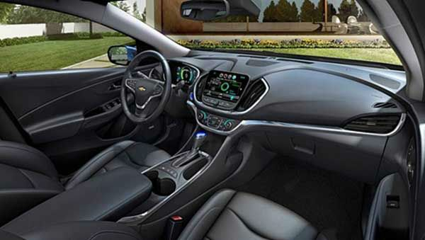 2018 Chevrolet Impala Is The Featured Model. The 2018 Chevrolet Impala  Interior Image Is Added In Car Pictures Category By The Author On Feb 24,  2017.