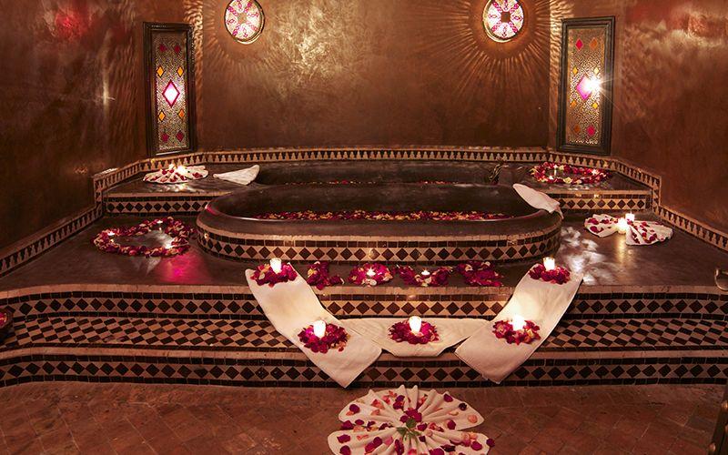 Hammam Spa Massages At Marrakesh Casas