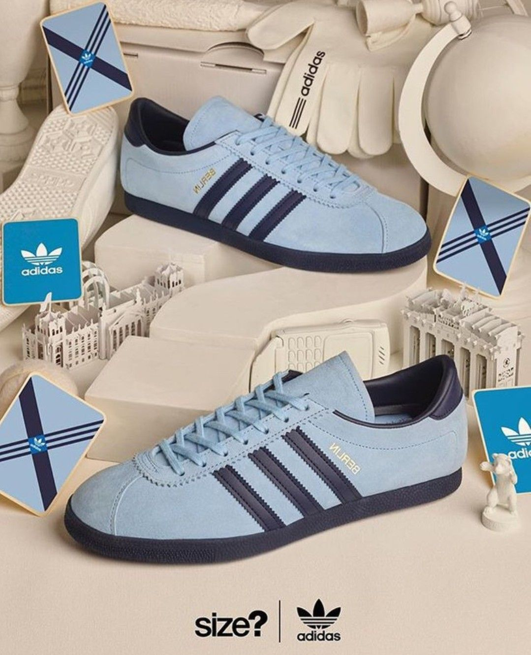 0ed2e0cc54566 Coming soon....Berlin in reverse colourway... Adidas Samba