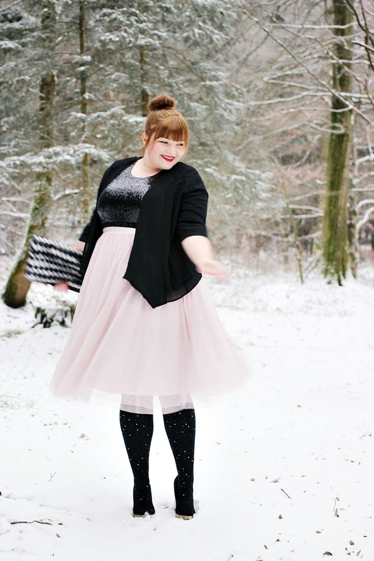 Silvester Mode German Curves Mit Glamour In S Neue Jahr Plus Size Fashion