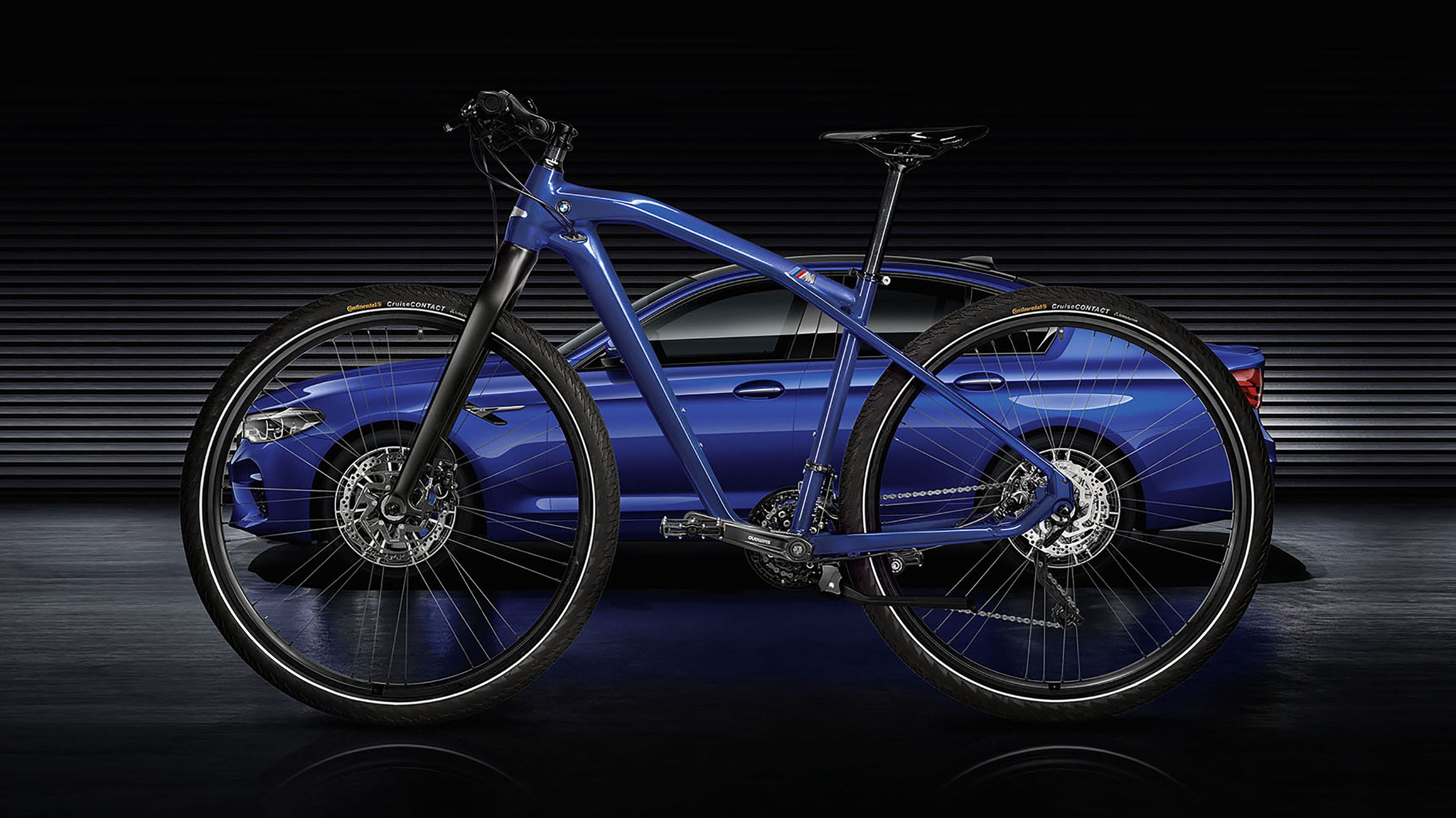 Need A Bike To Match Your M5 Bmw Offers The M Bike Carbon Limited