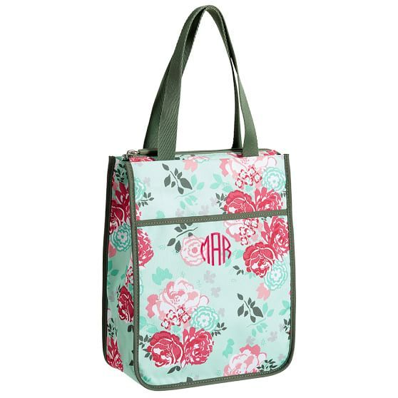23abfb2cd385 Gear-Up Pool Garden Party Floral Tote Lunch Bag in 2019 | Bags ...