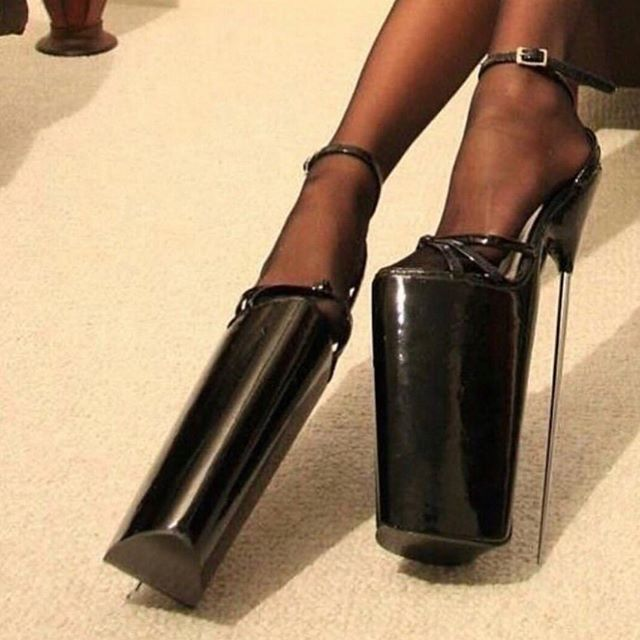 Very High Heels Shoes