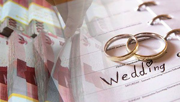 Pinjaman Online Ini Bisa Diandalkan Untuk Biaya Nikah Di 2020 Acara Pernikahan Pernikahan Pengantin