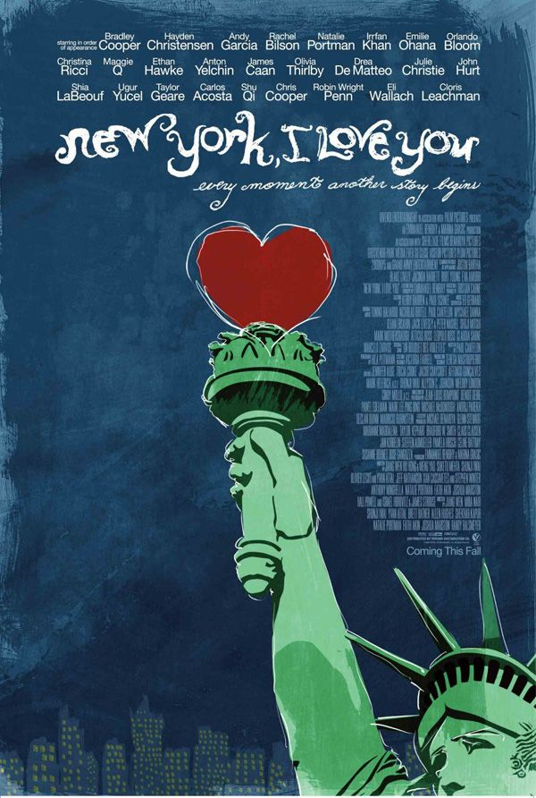 New York I Love You Love This Movie Even If It Did Get Terrible Reviews Flims Filme