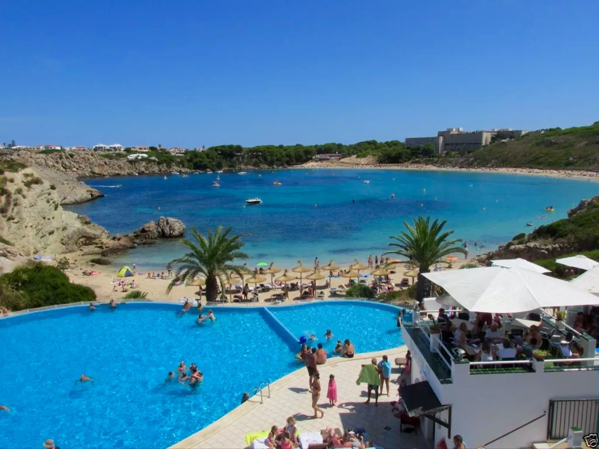 White Sands Beach Club Arenal D En Castell