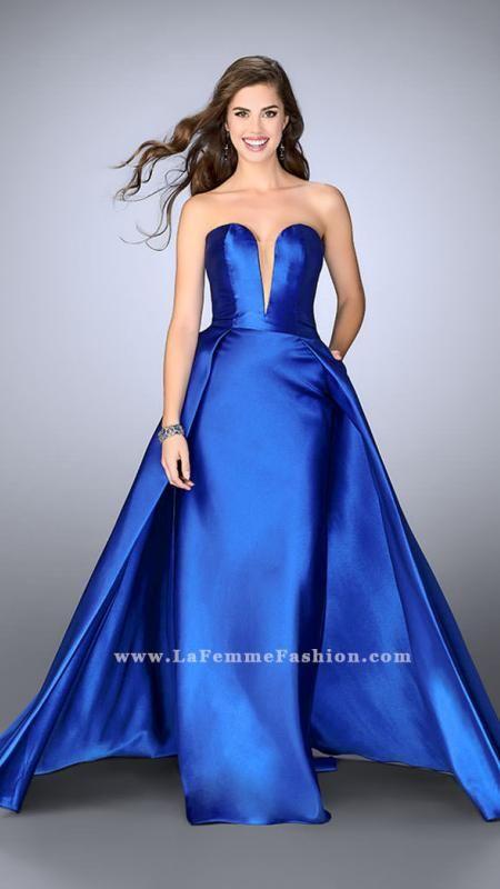 La Femme Prom Dress Style 24467   La Femme   La Femme Prom ...