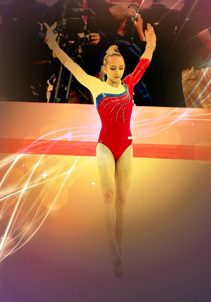 Pin by Alisha on gymnastics | Olympic gymnastics
