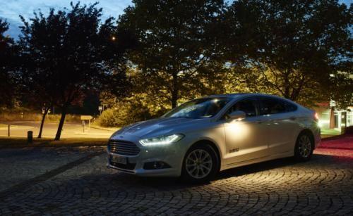 Автофория: Ford разрабатывает систему безопасности на основе ...