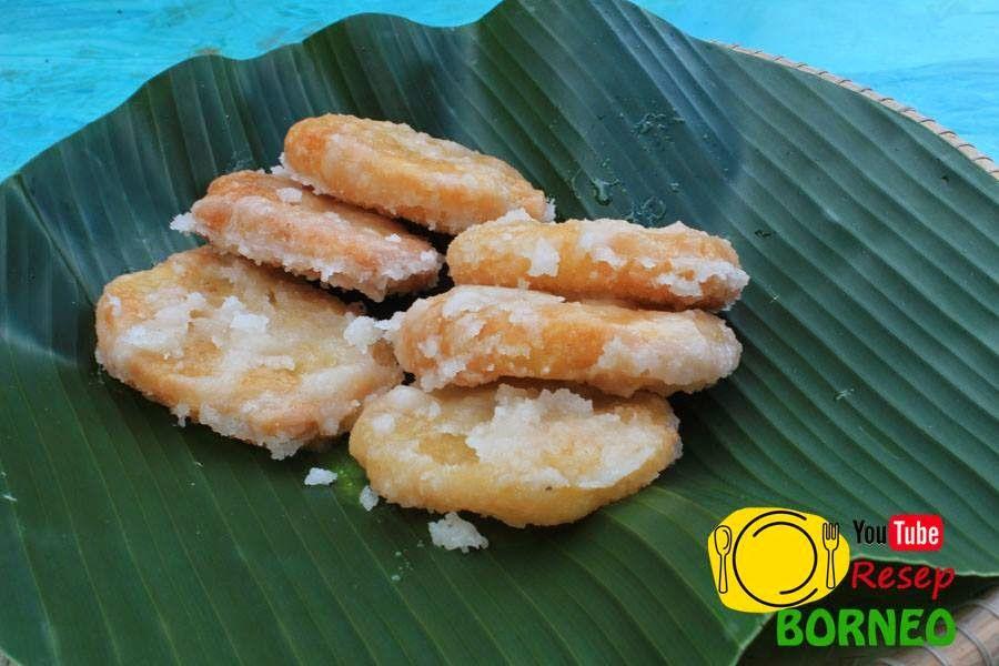Resep Borneo Kue Mustika Olahan Dari Ubi Kayu Singkong Ubi Resep Kue