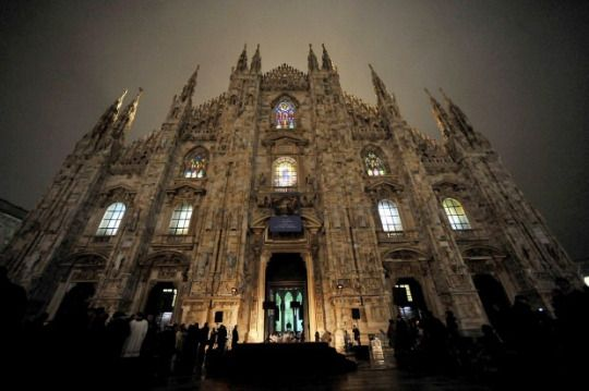 Cristianità — Duomo di Milano