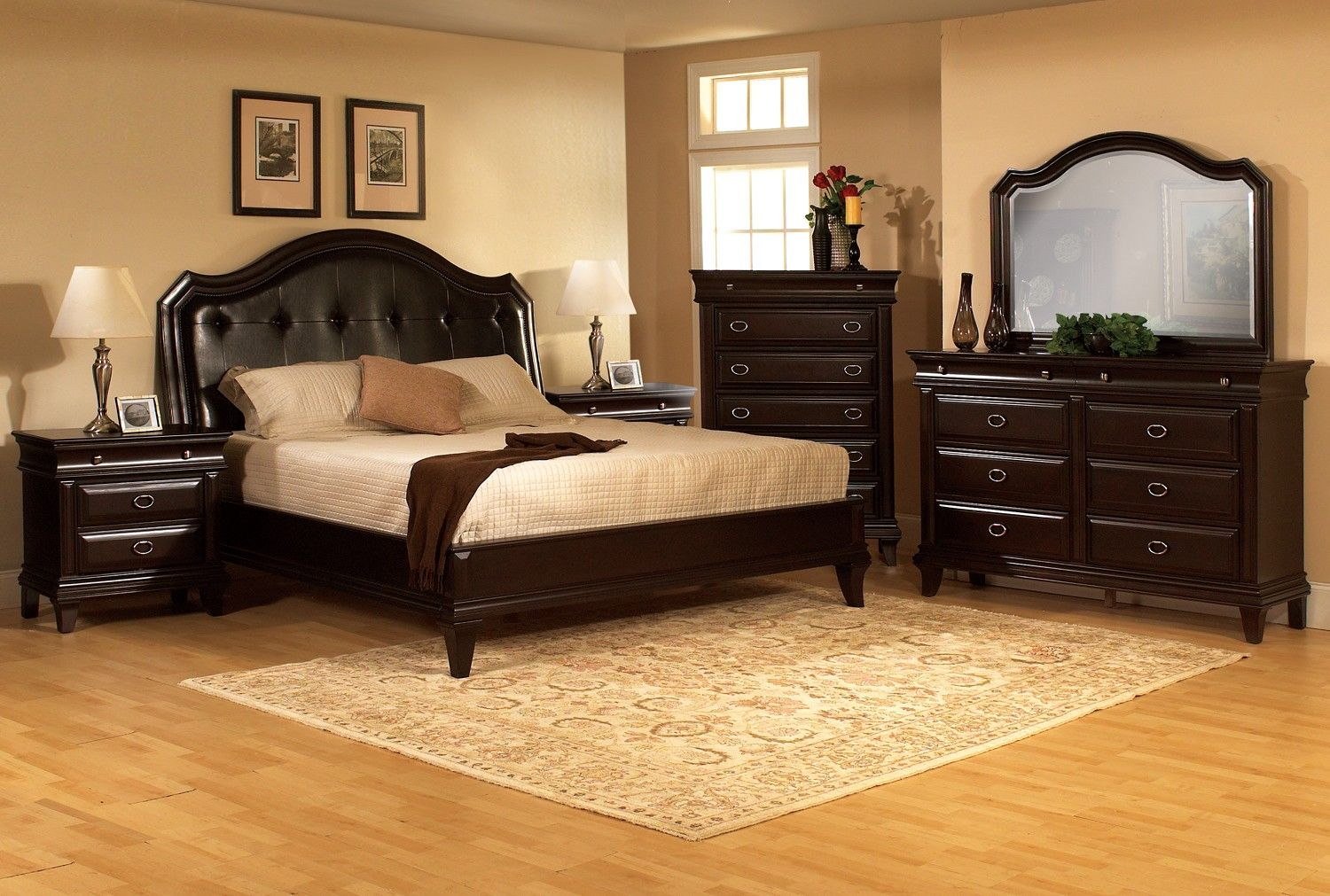 Best The Chicago Collection Bedroom Set From The Room Place 640 x 480