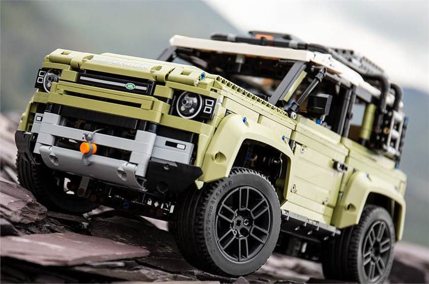 Lego Technic Introduces New Kit For 2020 Land Rover Defender