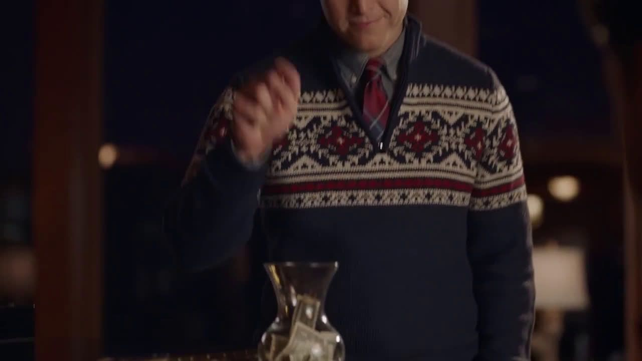 Izod Holiday 2018 Earn It Izod Sweater Of The Future Featuring Colin Jost Aaron Rodgers Ad Commercial On Tv 2018 Izod Sweaters Sweaters Izod