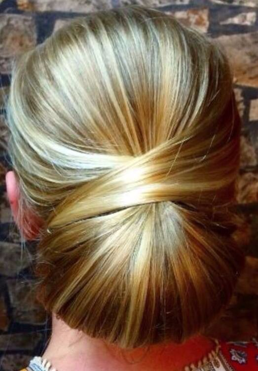 Asian New Hairstyle 2013 Updos Classic Pinterest Hair Styles