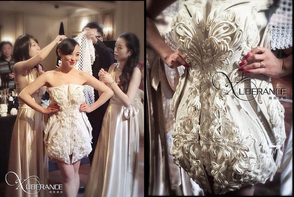 3D print your wedding dress   Printed wedding dress and 3d