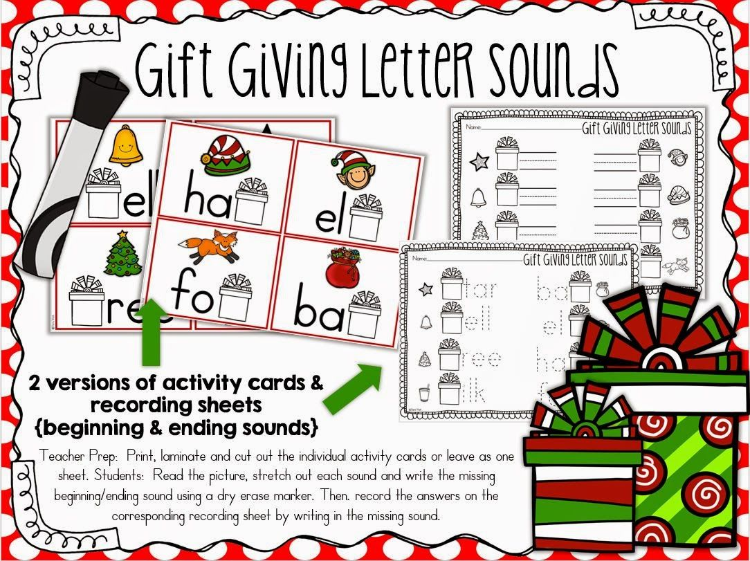 December Giveaways & Freebies Teacher prep, Letter