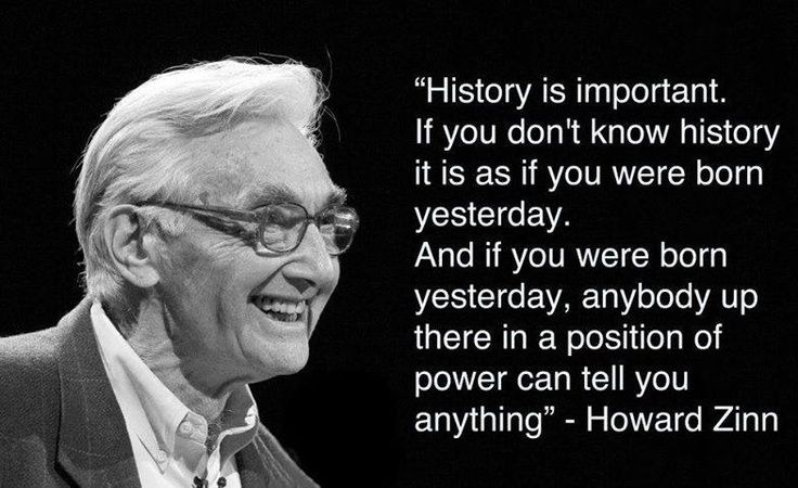 Howard Zinn Quote Pinterest Citat Och Historia History Classroom Quotes Essays