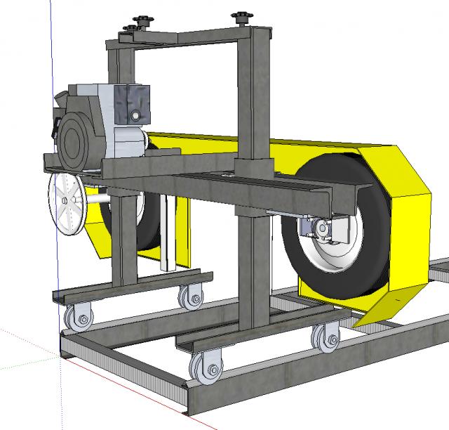 Portable Sawmill Plans Free