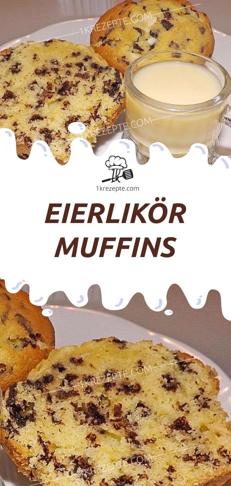 EIERLIKÖR – MUFFINS – Der Food-Blog mit einfachen Rezepten, die gelingen