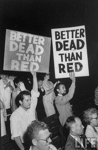 Image result for THE HOLLYWOOD RED SCARE