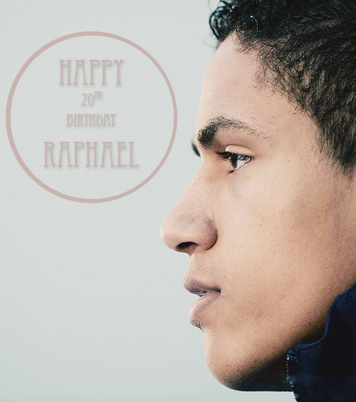 A 22 ans, raphaël varane en impose. Gaston Varane emigrated with his wife, Annie, to the small ...