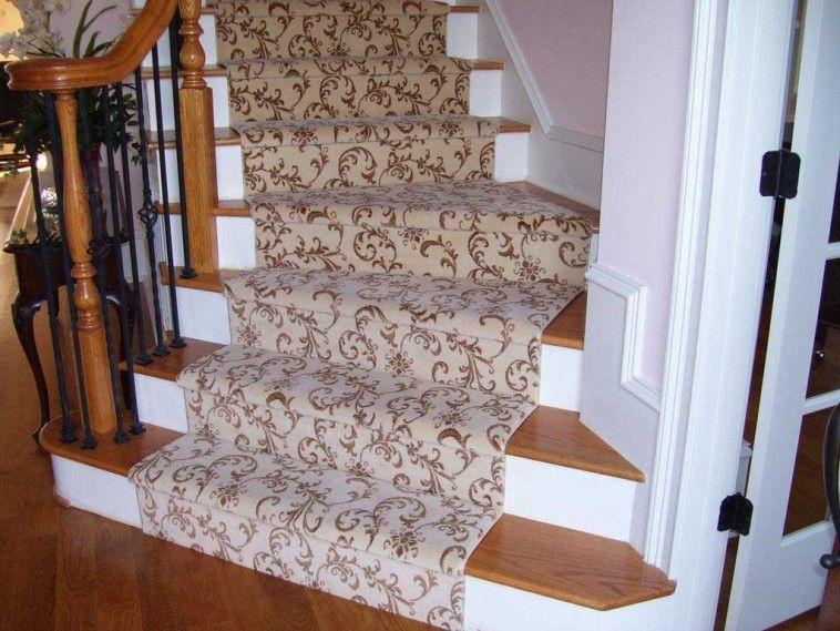 Pretty In A Slightly Different Color Scheme Stairway Carpet Carpet Stairs Stair Runner
