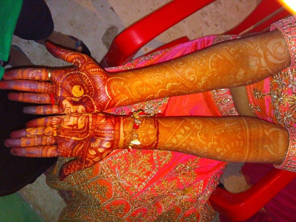 Pin by Anki Gaur on mehandi design Hand henna, Mehandi