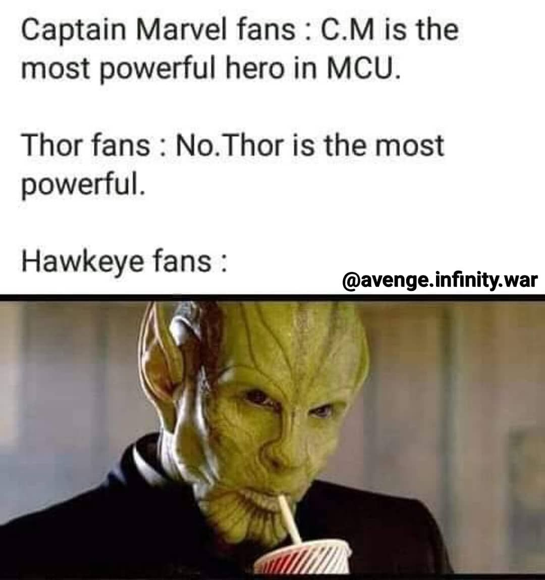 """Avengers Endgame Official on Instagram: """"We all know who is"""