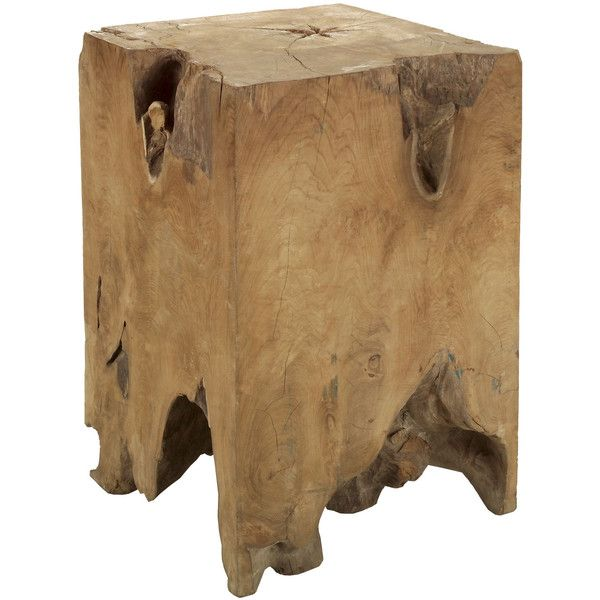 Teak Tree Root Coffee Table With A Unique And Impressive
