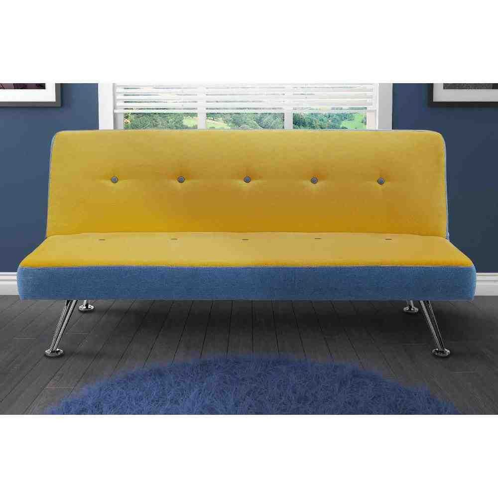 Mainstays Contempo Futon Multiple Colors
